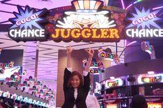ジャグラーGO!GO!明奈さん #vegas1200 #大田明奈 #TV