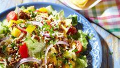 Texmex-salaatti - K-ruoka