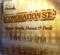 Coronation St.-Rogues, Angels, Heroes & Fools The Album CD #TVScoreSoundtrack