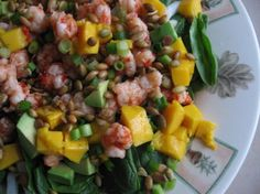 Make and share this Caribbean Shrimp Salad With Lime Vinaigrette recipe from Food.com.