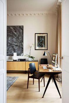 In Monaco richtet das Architekturbüro Humbert & Poyet absolut einzigartige Häuser ein, die Möbelstücke aus allen Epochen kombinieren.