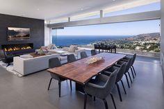 Ellis Residence, Laguna Beach, California by McClean Design.