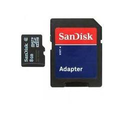 Sandisk Micro SDHC Trans Flash 8GB Karte
