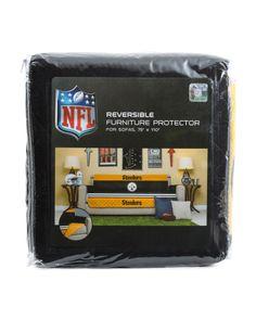 Pittsburgh+Steelers+Sofa+Cover