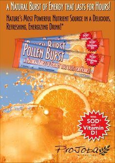 Pollen Burst - Youngevity