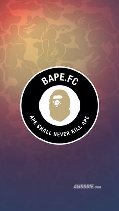 A Bathing Ape iPhone 6 Wallpaper