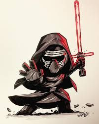 Image result for chibi kylo ren