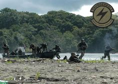 Operation Thunderbolt 2015, Panama's Big Airsoft Milsim Event. I love how so many countries all over the world host big games like this