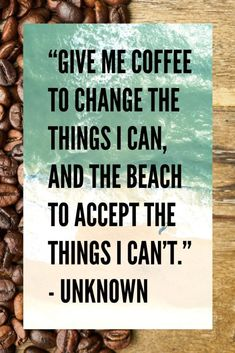 75+ Best Beach Quotes You NEED to Read - World On A Whim