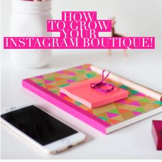 Tips and trick to grow your Instagram boutique, how to start an online boutique, how to get more followers on Instagram, Instagram marketing and so much more, join the club everyone is talking about!