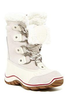 Alina Faux Fur Lined Waterproof Boot
