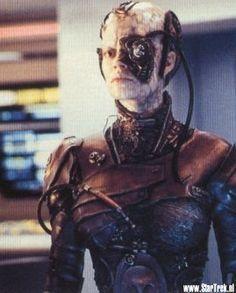 """Star Trek Voyager - Episode """"Scorpion II"""" (Seven of Nine)."""