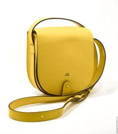 """Купить Сумочка женская """"Энджи"""" арт.431 Цвет-желтый - сумка женская, сумка комбинированная"""