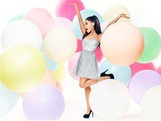 Ariana Grande x Lipsy Bandage Prom Dress