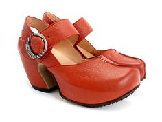 They're kind of ugly and fabulous at the same time? (I think I want them.)