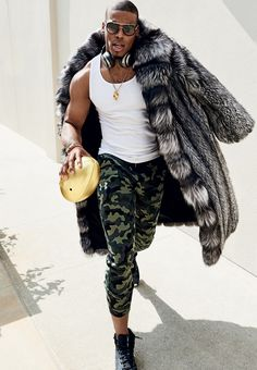 Cam Newton Steps Out in Fall's Biggest, Loudest, and Brightest Clothes Photos…