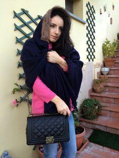Path on stilettos: Carla Ferreri