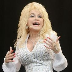 New Year's resolutions not easy for Dolly Parton