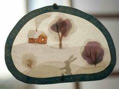 iuliia's media statistics and analytics Waldorf Crafts, Waldorf Toys, Kirigami, Paper Art, Paper Crafts, Winter Project, Kindergarten Crafts, Nature Table, Star Art