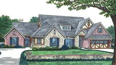 - 48271FM | 1st Floor Master Suite, CAD Available, Den-Office-Library-Study, PDF | Architectural Designs