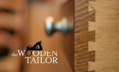 Branding and Logo Design by Ottawa Graphic Designer idApostle for Furniture Maker The Wooden Tailor
