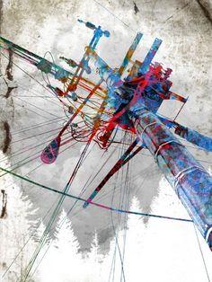 Another Marco Suarez. 2d Design, Pattern Design, Principles Of Design, Smart Art, High School Art, Thing 1, Elements Of Art, Urban Art, Painting Inspiration