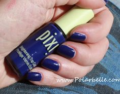 New Pixi Spring 2015 Makeup, Skincare and Amethyst Amore Nail Polish Review and Swatches