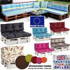 Cheap Cushions set for pallet, bench, swing seat garden furniture in/outdoor Pallet Garden Furniture, Garden Sofa, Outdoor Furniture Sets, Pallet Seating, Pallet Patio, Pallet Bench, Euro Pallet, Coin Palette, Rustic Outdoor Spaces