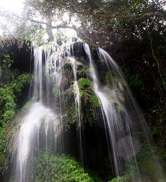 El Nicho Falls ,Cuba  amazing