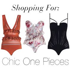 One-pieces to channe