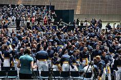Air Force Academy Cadet Graduation 2010.