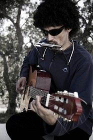 """Leslie was also the closest musical colleague of the late great Alex van Heerden, known internationally for his jazz trumpet work and as a pioneer of """"psychedelic vastrap"""". Alex and Les were the pivotal duo of The Gramadoelas.  Leslie is now continuing his own work as one of South Africa 's most treasured songwriters."""