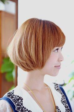 ショートボブ|ビッケのヘアスタイル