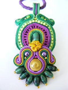 Aztecki wisior