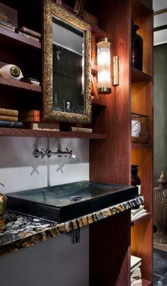 Diseños de Baños en Casa Decor 2016 #casadecor2016 #diseñodebaños #decoracionenelbaño #linea3cocinas #reformasdebañosenmadrid