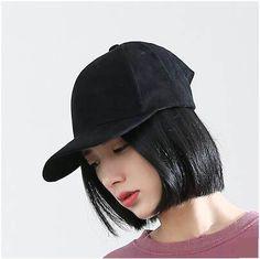 27 Best Plain black baseball cap for teenage girls images  275b7d025d9