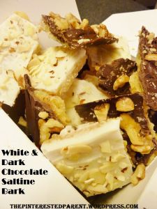 I am asked to make these treats every year. They are amazing. Easy to make & ridiculously addicting...a must try