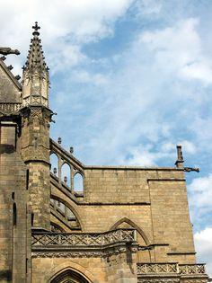 Limoges - Cathédrale St Etienne by fred_v, via Flickr