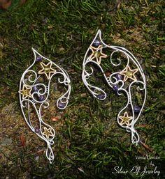Varda Elentari Elf Ears by Lyriel-MoonShadow.deviantart.com on @deviantART