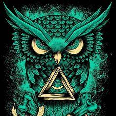 Owl Wallpaper, Crazy Wallpaper, Trippy Wallpaper, Graffiti Wallpaper, Iphone Background Wallpaper, Smile Wallpaper, Lsd Art, Gas Mask Art, Avengers Fan Art