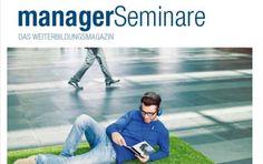 Presse-Echo: Coaching on Demand. Das managerSeminare Magazin berichtet.