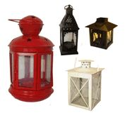 This looks like a great resource for lanterns on the cheap.