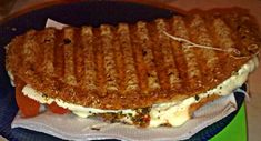 Çeçil Peynirli Tost | yemek büyüsü