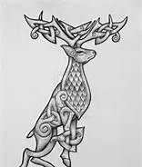 Celtic Stag Tattoo - Bing Images