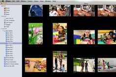 Scrapbook at any moment - organizing digital photos