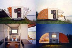 Eduard BohtlingkDe Markies - Temporary Living Caravan