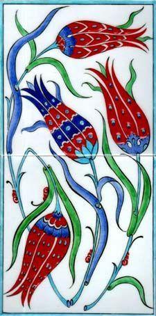 Osmanlı Saray Çinileri İznik Duvar Panoları Turkish Tile Art Karoları Turkish Design, Turkish Art, Turkish Tiles, Art Floral, Calligraphy Drawing, Boho Home, Ceramic Figures, Body Adornment, Ceramics Projects