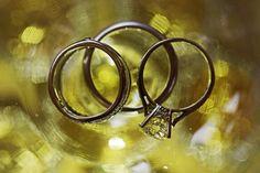 The rings...  Sitti Baguio Celebrity Wedding   Philippines Wedding Blog