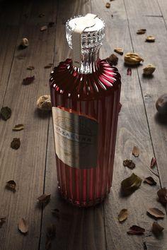 YOZAKURA | Cherry Blossom Liqueur on Behance Alcohol Bottles, Liquor Bottles, Glass Bottles, Alcohol Spirits, Wine And Spirits, Wine And Liquor, Wine And Beer, Peach Drinks, Cigars And Whiskey
