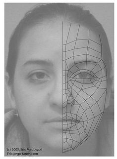 Example of good topology on a face model, image from… Maya Modeling, Modeling Tips, Face Anatomy, Anatomy Art, 3d Model Character, Character Modeling, Wireframe, Blender 3d, 3d Face Model